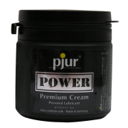 pjur® POWER - Premium Cream Lubricant, 150 ml