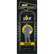 pjur® SUPERHERO Delay Serum, 1.5ml Sachet