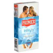Primex «Infinity» Feel the Love - 6 extradünne Kondome