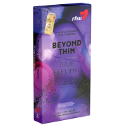 RFSU «Beyond Thin» (True Feeling) - 8 ultradünne Kondome