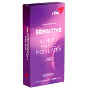 RFSU «Sensitive» (Almost Naked) - 6 latexfreie Kondome