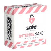 Safe «Intense Safe» Condoms, 5 Kondome für intensive Sicherheit