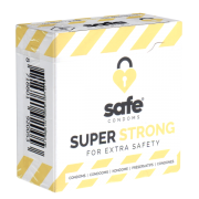Safe «Super Strong» Condoms, 5 stärkere Kondome