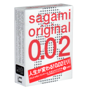 Sagami Original latexfrei 3 Condome