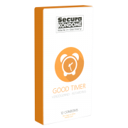 Secura «Good Timer» 12 Kondome