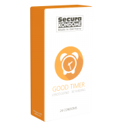 Secura «Good Timer» 24 Kondome