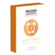 Secura «Good Timer» 3 Kondome