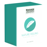 Secura «Nature Feeling» 100 Kondome