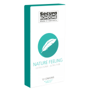 Secura «Nature Feeling» 12 Kondome