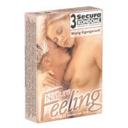 Secura «Nature Feeling» 3 Kondome
