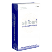 Shibari Lubricated Condoms, 12 Kondome