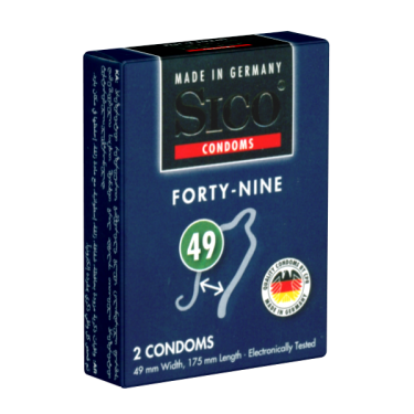 Sico «Forty-Nine» 2 Kondome