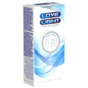 Love Light Xtra Super Thin - 12 Kondome mit 0,043mm Wandstärke