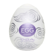 Tenga Egg «Cloudy»