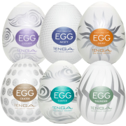 Tenga Egg Mixpack «New Different Colours»