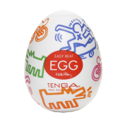 Tenga Egg «Street» (Special Edition by Keith Haring)