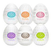 Tenga Egg Mixpack «Different Colours»