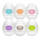 "Tenga Set ""Different Colours"" - 6 Tenga Eggs im Mix"