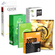 ! Der Kondomotheke® VEGAN Pack