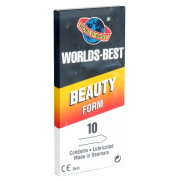 Worlds Best «Beauty Form» 10 Kondome