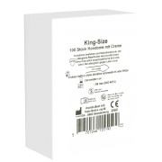 Worlds Best «King Size XX-Large» Vorratspackung, 100 Kondome