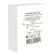 Worlds Best «Kontakt Silky Latex» (Silky Dry) Vorratspackung, 100 Kondome