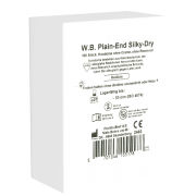 Worlds Best «Plain End Silky Dry» Vorratspackung, 100 Kondome