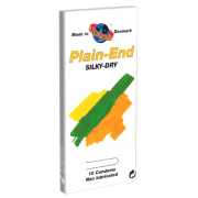 Worlds Best «Plain End Silky Dry» 10 Kondome