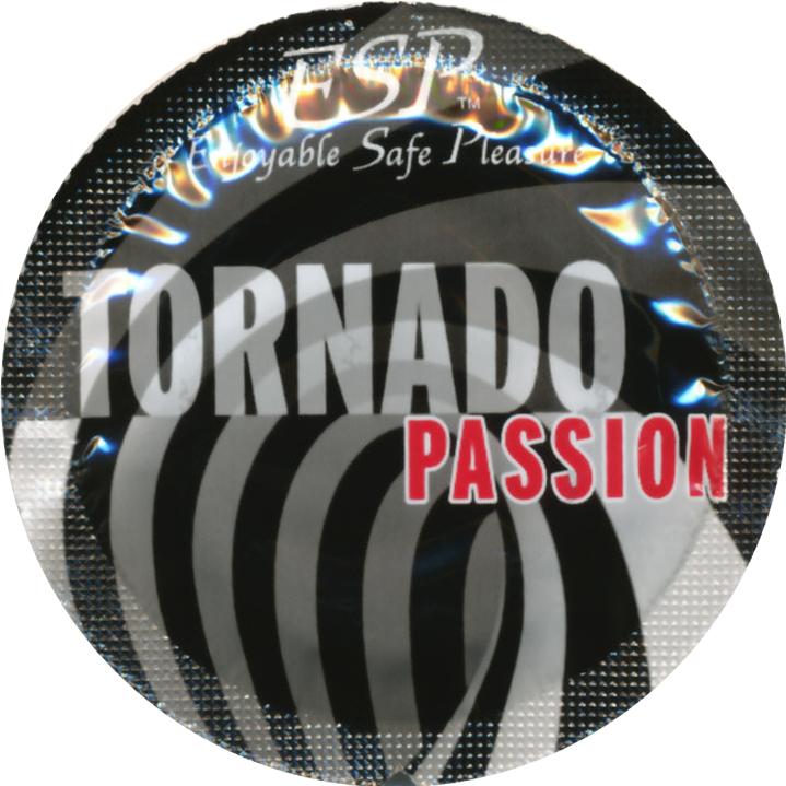 ESP Vorratsbox: Tornado Passion, 12x3 Kondome