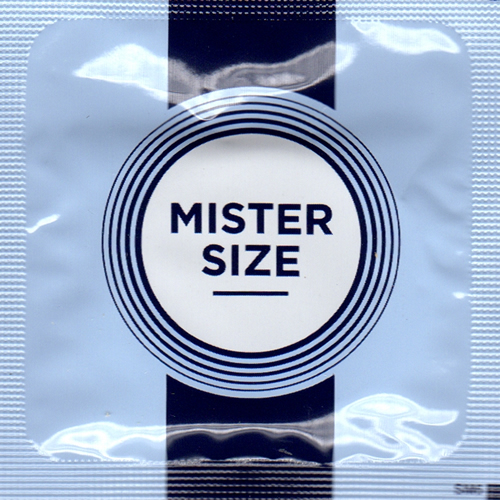 Mister Size «Slim (47-49-53)» Anprobierpackung - 3 Kondome